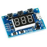 2 Channel PWM Duty Cycle PUlse Frequency Module