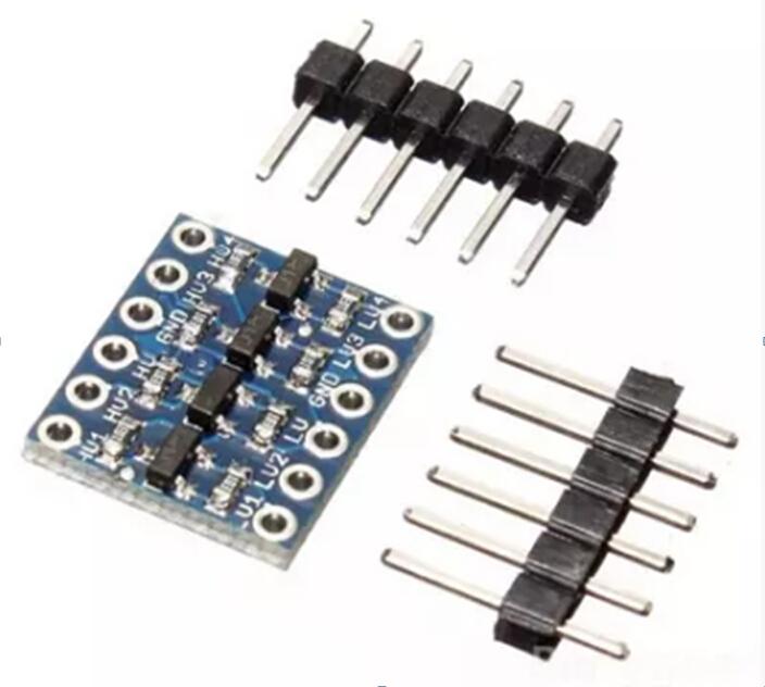 I2C IIC Bi-Directional 5V to 3.3V Logic Level Converter Module