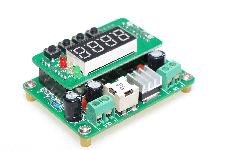 B3603 3A 6-40V DC-DC Digital Control CV/CC Step-Down Module