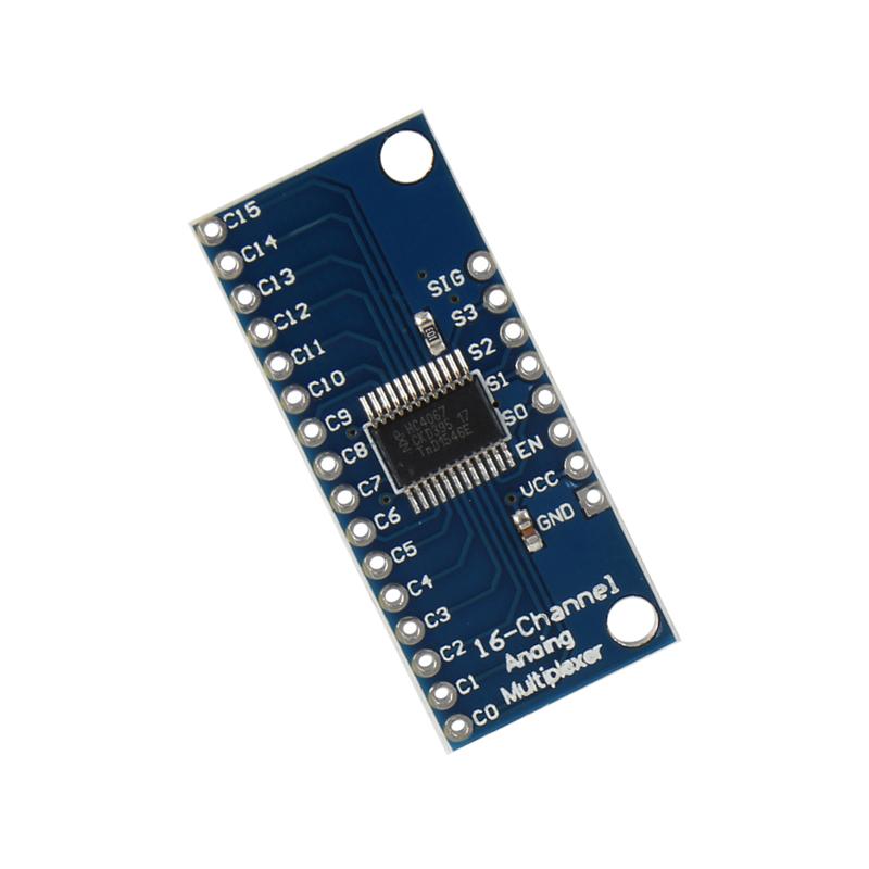 CD74HC4067 16-Channel Analog Digital Multiplexer Breakout Board