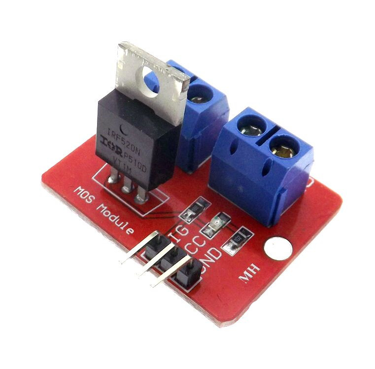 IRF520 24V MOSFET Driver Module