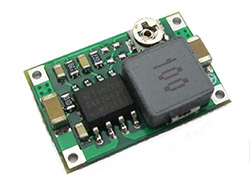 Mini360 Ultra-small Adjustable DC-DC Step-Down Power Supply Module