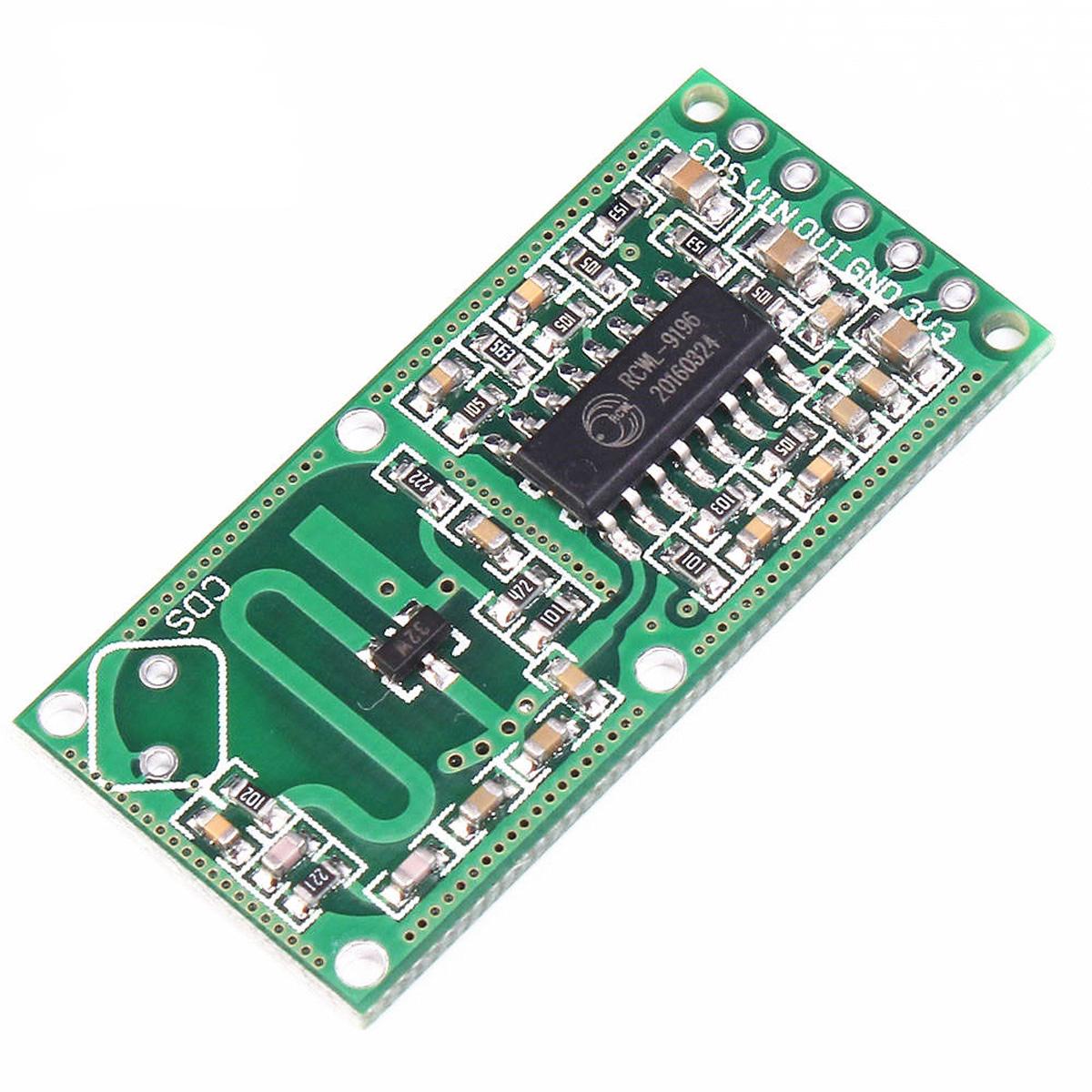 RCWL0516 Microwave Motion Sensor Module