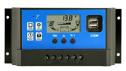 40A PWM Solar Charge Controller