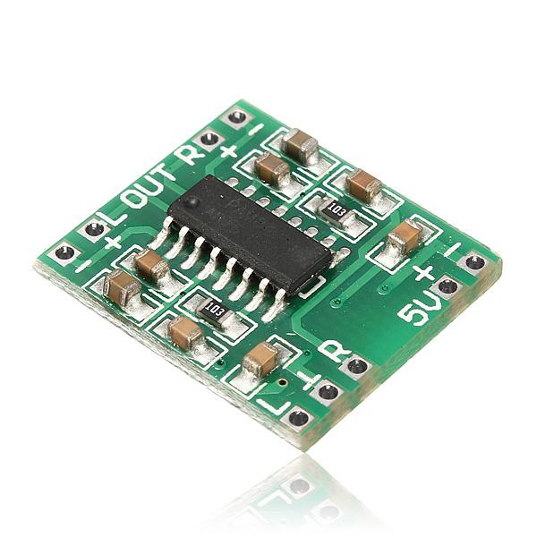 PAM8403 3W Miniature Stereo Audio Amplifier Module