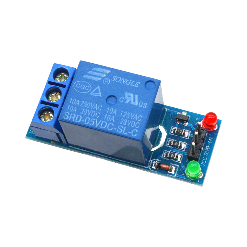 5V 10A 1-Channel Power Relay Module 250V/10A