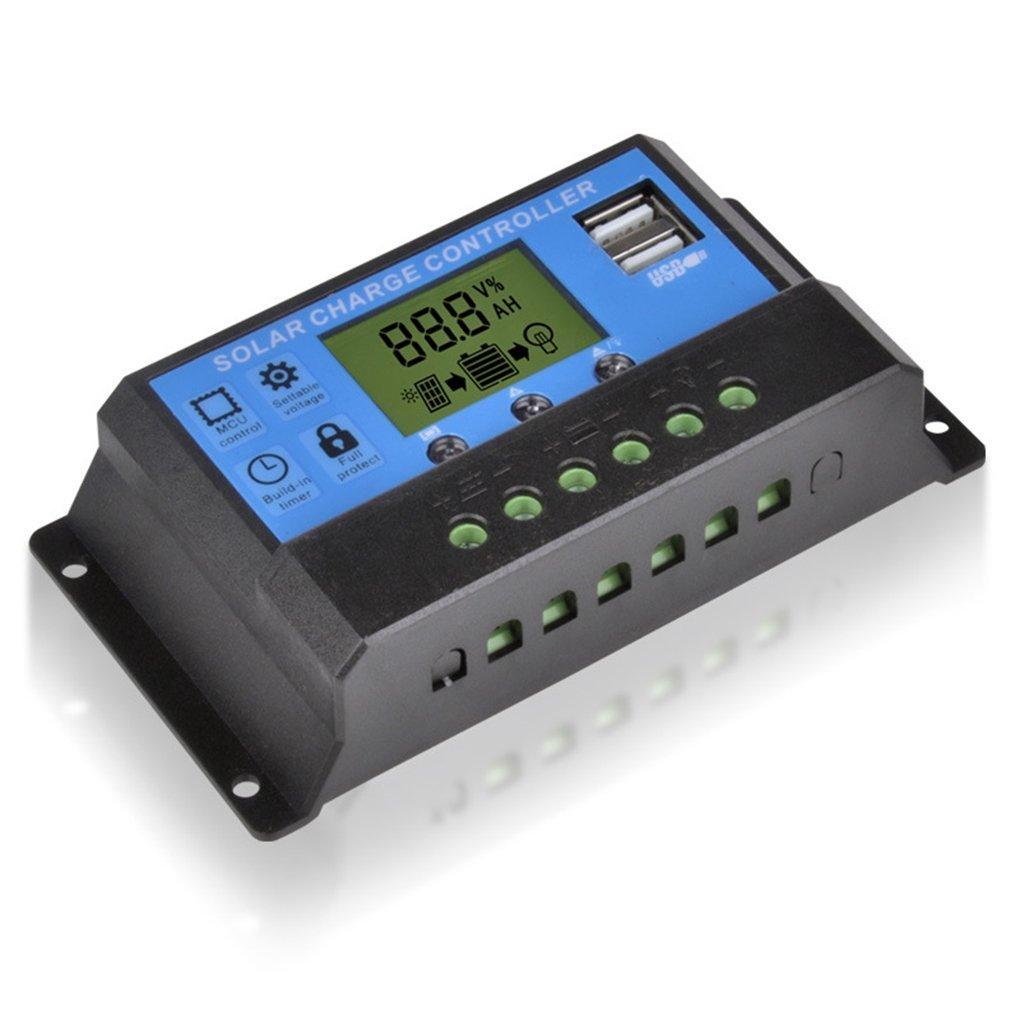 10A/20A/30A PWM Solar Charge Controller