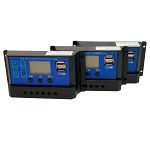 10A/20A/30A/40A PWM Solar Charge Controllers